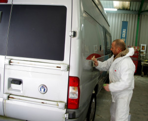 Commercial Van Repairs